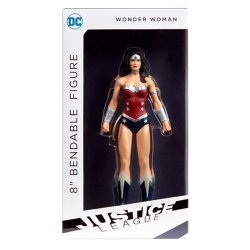 "Фигурка Justice League - Wonder Woman 8"" Bendable Action Figure"
