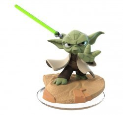 Фигурка Star Wars Disney Infinity - Yoda Figure