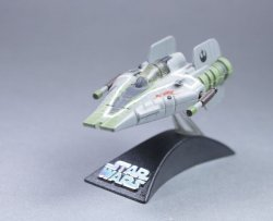 Фигурка HASBRO STAR WARS GREEN A-WING FIGHTER