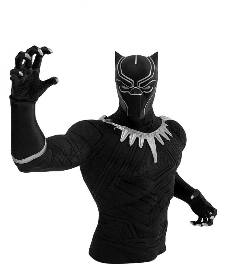 Бюст копилка Marvel Black Panther Bust Bank