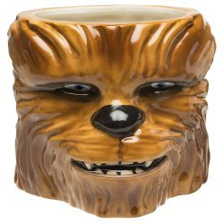 Чашка Star Wars Chewbacca Ceramic 3D Mug