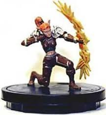 Warcraft  Miniatures Core Mini: CELENIAS FIREMANE