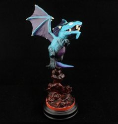 Статуэтка World of Warcraft Pet: Blue Dragon