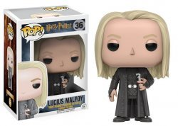 Фигурка Funko Pop! Harry Potter - Lucius Malfoy (Люциус Малфой)