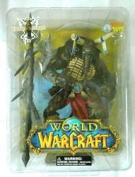 World of Warcraft Tauren Shaman Sota Toys 28 см.