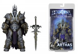 Фигурка Heroes of the Storm - Arthas Action Figure