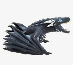 "Фигурка Game of Thrones Titans Exclusive 4.5"" Viserion Glow in the Dark Figure"