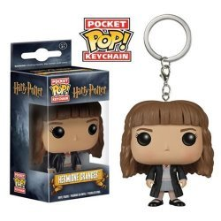 Брелок Harry Potter Hermione Pocket Pop! Vinyl Figure Key Chain