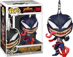 Фигурка Funko Pop Marvel - Venomized Captain Marvel фанко капитан Марвел