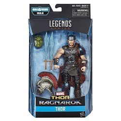 "Фигурка Marvel Thor Ragnarok Legends Series 6"" - Thor Figure"