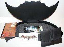 Batman- Arkham Asylum Collector's Edition - XBOX 360