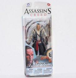 Фигурка Assassins Creed 4 Black Flag - Connor with AVEC Figure