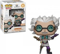 Фигурка Overwatch Funko Pop! - Junkrat / Dr. Junkenstein (Exclusive)
