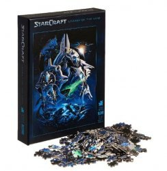 Пазл StarCraft Legacy of the Void 1000-Piece Puzzle