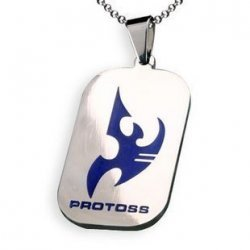 Брелок StarCraft 2 Protoss Necklace