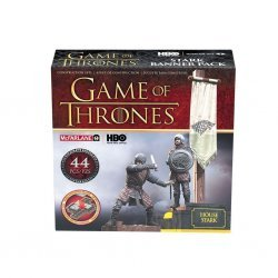 Конструктор Game of Thrones - Stark Banner Construction Set