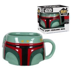 Чашка Funko Pop! Home 12 oz. Mug - Star Wars Boba Fett