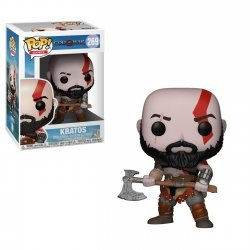 Фигурка Funko Pop! God of War - Kratos with Axe (China edition)