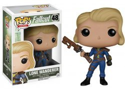 Фигурка Funko Pop! Fallout - Lone Wanderer Female Figure