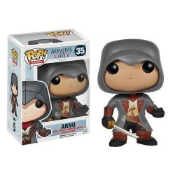 Фигурка Assassins Creed Unity Arno Pop! Vinyl Figure