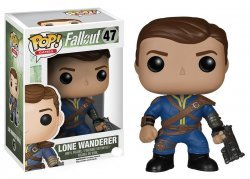 Фигурка Funko Pop! Fallout - Lone Wanderer Male Figure