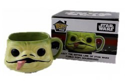 Чашка Funko Pop! Home 12 oz. Mug - Star Wars JABBA THE HUTT