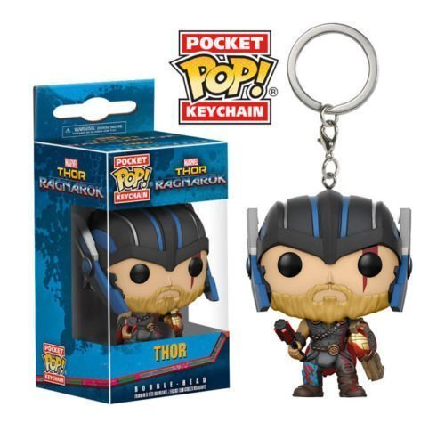 Брелок Marvel: Funko Pocket POP! Keychain - Thor Ragnarok - Thor