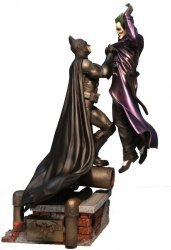 Статуэтка - Batman vs Joker: Arkham Origins Collectors Edition Statue