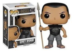 Фигурка Funko Pop! Game of Thrones GREY WORM