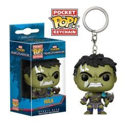 Брелок Marvel: Funko Pocket POP! Keychain - Thor Ragnarok - Hulk