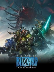 Книга The Art of Blizzard Entertainment (Твёрдый переплёт) (Eng)