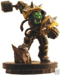 Warcraft Miniatures Core Mini: WARCHIEF THRALL