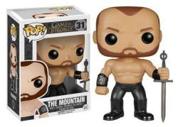 Фигурка Funko Pop! Game of Thrones  The Mountain