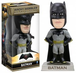 Фигурка Funko Wacky Wobbler: Batman vs Superman - Batman Action Figure