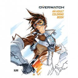 Раскраска Overwatch Coloring Book