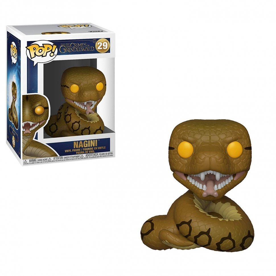 Фигурка Funko Pop! - Harry Potter Fantastic Beasts - Nagini