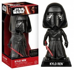 Фигурка Star Wars - The Force Awakens Kylo Ren Bobble Head