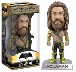 Фигурка Funko Wacky Wobbler: Batman vs Superman - Aquaman Action Figure