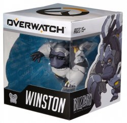 Мини фигурка Cute But Deadly - Winston Figure