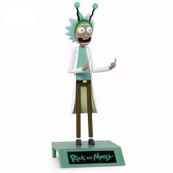 Фигурка Рика Санчез Rick and Morty «Мир среди миров»