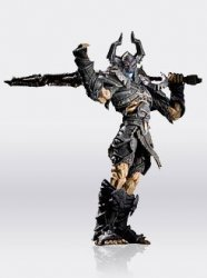 WORLD OF WARCRAFT THE BLACK KNIGHT SERIES 8 Argent Nemesis