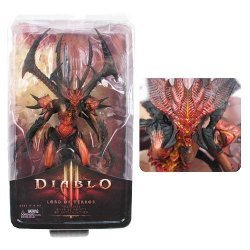 Фигурка Diablo 3 Lord of Terror Deluxe  Action Figure