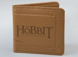 Кошелёк Hobbit Leather Wallet (кожа)