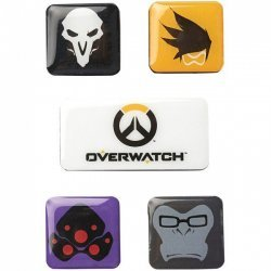 Набор магнитов Overwatch Magnet Set