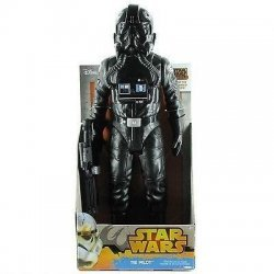 "Фигурка Star Wars - Disney Jakks Giant 18"" Tie Pilot Figure"