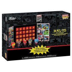 Календар Funko Advent Calendar: Marvel 80th Anniversary, 24Pc