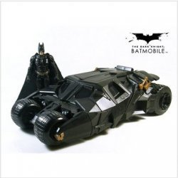 Фигурка Batmobile with Batman Figure