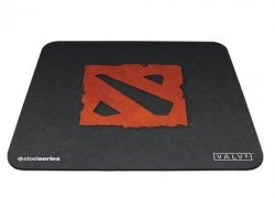 Коврик SteelSeries QcK DOTA 2 EDITION