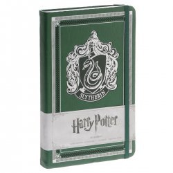 Блокнот Harry Potter Slytherin Ruled Journal (Insights Journals) (Hardcover)