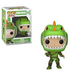 Фигурка Funko Pop! Fortnite фанко Фортнайт - Rex